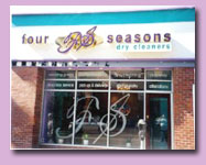 Delivery Dry Cleaning & Tailoring - Four Seasons Dry Cleaners Pittsburgh